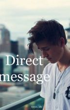 Direct Message -Crawford Collins by kitten_idk
