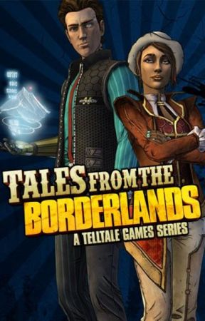 Tales from the Borderlands One Shots by ReiGn165