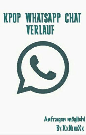 《Kpop》Whatsapp Chat Verlauf ||~by XxNenoXx