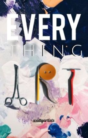 Everything Art - WattyArtists by velmavibes