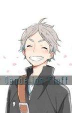 Dandelion Fluff [Sugawara Koushi] by mamikoshiba