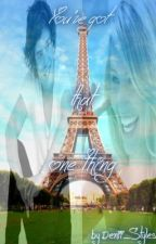 You've got that One Thing (1D FF) (on hold) by xDenStylesx
