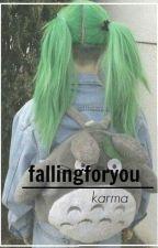 fallingforyou ➼ lesbian by bellsoul