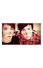 Phan and you ( Phil Lester x Reader) on hold by Barboztapow