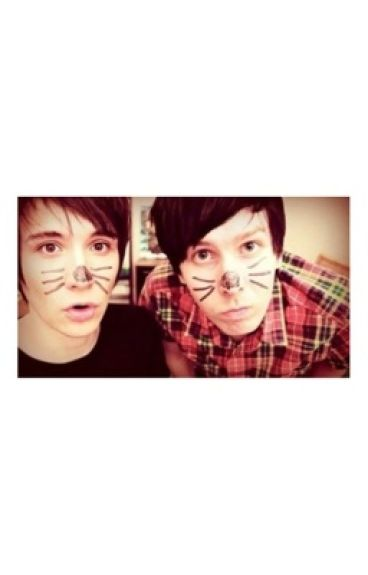 Phan and you ( Phil Lester x Reader) on hold