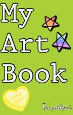 My Art Book by RaychelK