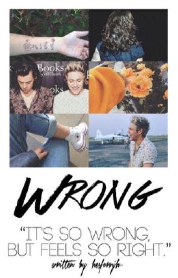 Wrong [Narry Storan]