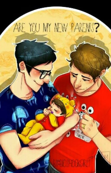 Are you my new Parents? (Adopted by Phan)