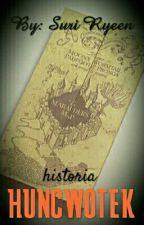 Historia Huncwotek by Suri_Ryeen