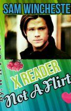 Not A Flirt (Sam Winchester x Reader) by W-H-I-S-K-E-R-S-666