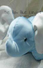 The Baby Blue Elephant by averagefish