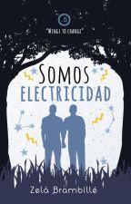 """Somos electricidad © (WTC #0.5) """"EN LIBRERÍAS"""" by ZelaBrambille"""