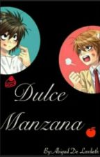 Death Note: Dulce Manzana ( Light,L y tú) by Abigail-de-Lawliet