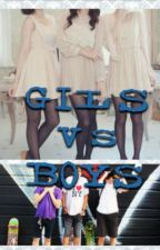 Girls VS Boys by UsGirls