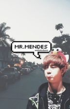 mr.mendes | s.m by aestheticshawn