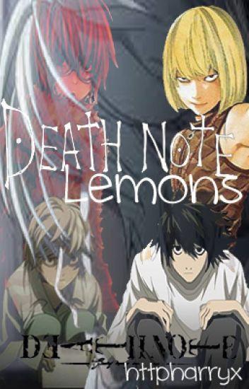Death Note One Shots (Lemon Edition)