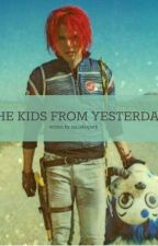 The Kids From Yesterday (A Party Poison Story) by suicidespark