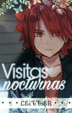Visitas Nocturnas ¦ ιиαzυмα єℓєνєи by -Leittier