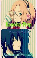 Konoha Prep by WanabeeFreakMe