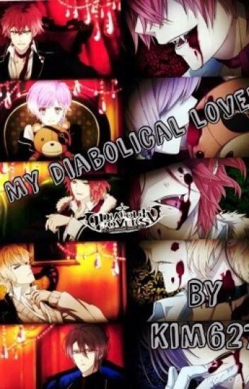 My diabolical lover ( diabolik lovers x reader)!!!