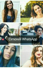 Cimorelli WhatsApp by cimflowers