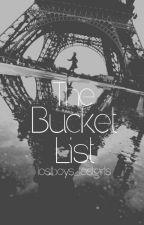 The Bucket List {BoyxBoy} by lostboys_lostgirls