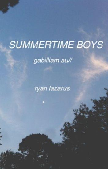summertime boys // gabilliam