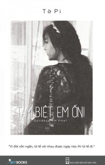 Tạm Biệt Em Ổn