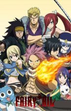 Fairy Tail x Tokyo Ghoul fanfic by FemkeHorstman