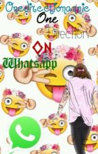 One direction on whatsapp | a one direction FF by hazzaismylife_anna