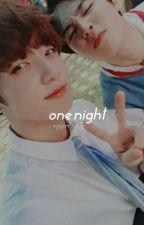 One Night  • pjm & jjk by taeffeine