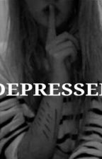 Depressed -(BTS'Jimin y tu) by kittykathyBTS_Jimin