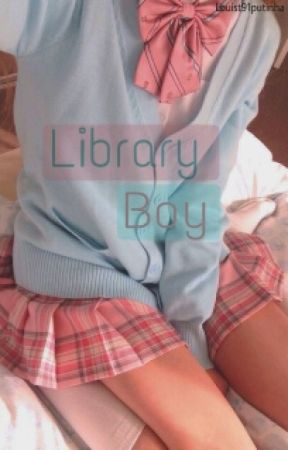 Library boy [L.s] by Louist91putinha