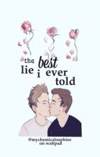 The Best Lie I Ever Told | Jaspar by mychemicalsophiee