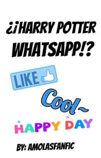 ¿¡Harry Potter Whatsapp!?