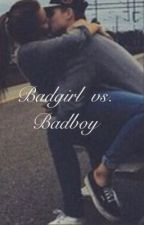 Badgirl vs. Badboy by lakraka