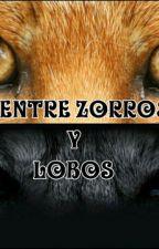Entre Zorros Y Lobos ||STEREK|| by Mikanekokawaii