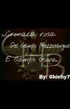 Cronaca rosa del Campo Mezzosangue e Campo Giove by Chichy7