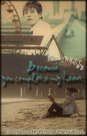 Because You Complete My Heart [DaeJae/B.A.P] by MKiSSLK88