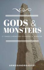 Gods & Monsters [CAPTAIN AMERICA] [1] by Armedandready01