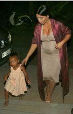 Adopted by Kim Kardashian by kimkardashiaaan