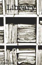 Library (Destiel College AU) by argo2_crew