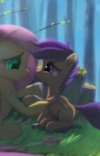 But I'm here for you now (mlp fanfic) by AirWing