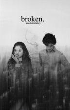 Broken ➟ Isaac Lahey by AdorkableLahey