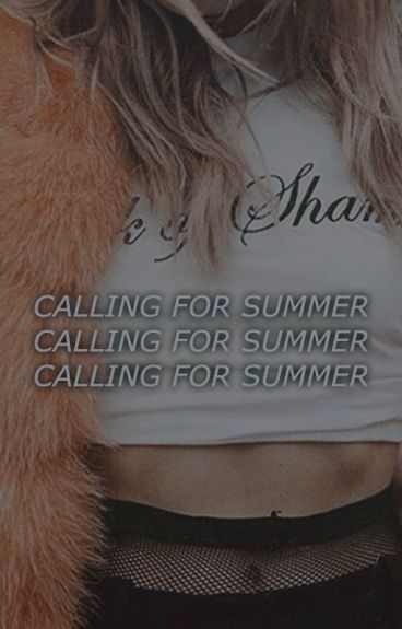 Calling For Summer [GirlxGirl]