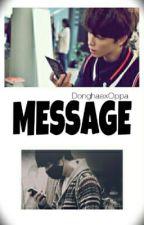 MESSAGE© [Haehyuk] by DonghaexOppa