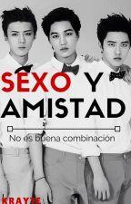 [PAUSADO] Sexo y Amistad. No es buena combinación.  by KrayTe