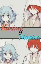 Karma y Nagisa by Akane-chan17