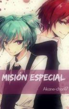 Misión Especial by Akane-chan17