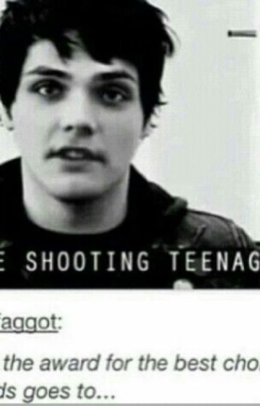 Adopted by Gerard Way.